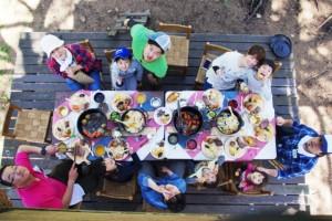 週末自然塾親子共育キャンプ