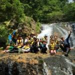 夏休みファミリー水遊び&トレッキングツアー3